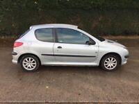 Peugeot, 206 1.4 HDI