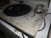 the technics 1210-1200 scrap yard mk2 mk3 mk4 mk5 m5g gld ltd