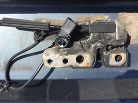 VW Polo Bonnet Latch catch Lock 9N3
