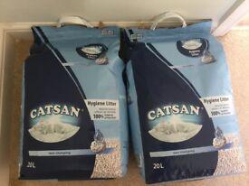 Catsan Hygiene Cat Litter 20l