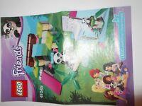 LEGO FRIENDS PANDA