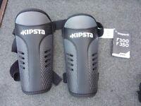 BNWT KIPSTA 300 shin guards.