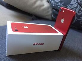 IPhone 7 (Product) red 128 GB