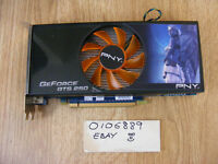PNY (nVidia) GTS250 512MB GDDR3 graphics card for sale