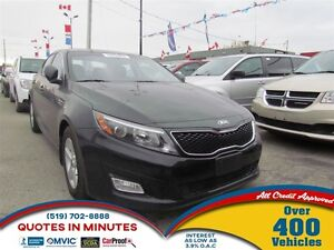 2015 Kia Optima LX | HEATED POWER SEATS | SAT RADIO