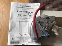 GLOW-WORM fan assembly part no: 800273 £20