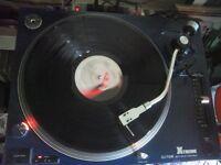 XTREME brand DJ Turntable - DJ-700B