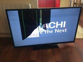 "TV Hitachi 48"" Smart"