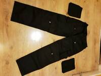 Combat trousers size 34w 34 l