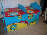 Toy box/Shoe storage