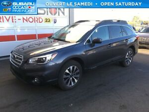 2016 Subaru Outback Limited Tech EyeSight NAVI+CUIR+CAM.RECUL