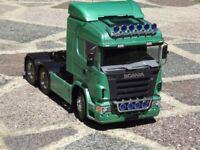 Tamiya Scania R620 6X4 Highline RC Truck 1/14 Scale