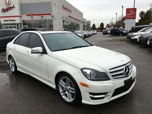 2012 Mercedes-Benz C-Class C300 | LEATHER | BLUETOOTH | 4MATIC