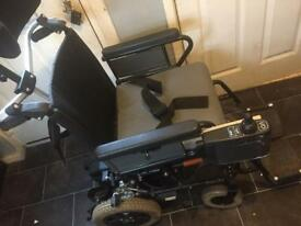 Invacare Phoenix plus 24volt electric wheelchair