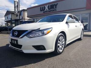 2016 Nissan Altima 2.5 S-CAMERA-FULL FACTORY WARANTY