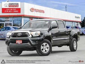 2012 Toyota Tacoma V6 One Owner, No Accidents, Toyota Serviced