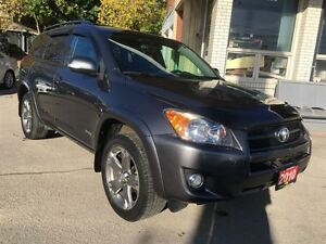 2010 Toyota RAV4 Sport/METICULOUS SERVICE HISTORY/PRICED FOR A Q Kitchener / Waterloo Kitchener Area image 11