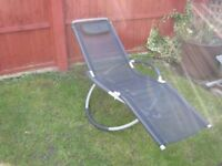 Garden Loungers (Orbit) £25 Each
