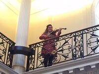 Bollywood Violinist for Receptions