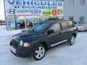 2007 Jeep Compass LIMITED CUIR 4X4 Limited