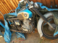 WANTED Honda 50 - 350cc for Winter Project - Hobby