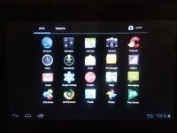 """7"""" alcatel onetouch evo 7 tablet with 3g modem"""
