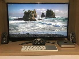 Mac Mini Late 2012 (upgraded) with Apple keyboard & trackpad
