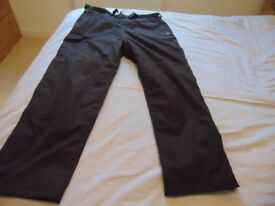 Ladies craighoppers lined sport trousers