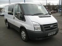 ford transit 2 owner full service history warranty mot no vat