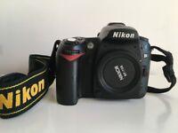 Nikon D90 + 18-105mm VR Lens