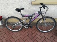 Klondyke minx girls bikes