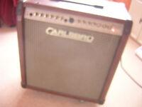 Carlsbro Sherwood 100watt Acoustic amp