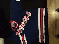 Kids New York Rangers Ice Hockey jersey