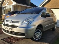 2006 Citroen Xsara Picasso 1.6 HDi***low miles***one owner***full service history
