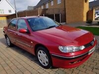 PEUGEOT 406 PETROL-E0/EW10 ENGINE-GREAT CONDITION IN AND OUT-DRIVES SUPERB-NOT 307 407 206 CAR
