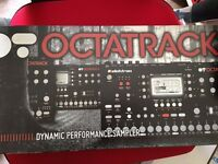 Elektron Octatrack with 2 compact flash cards and sample packs