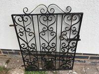 Reduced Garden single gate
