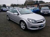 Astra 1.6L CONVERTABLE 2007 1 year mot service history excellent condition
