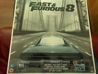 FAST & FURIOUS 8 Blu Ray DVD & 4K Ultra & More