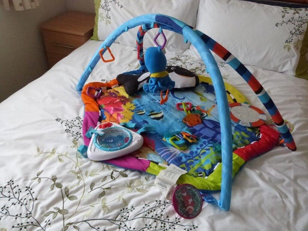 Disney Baby Einstein - Baby Neptune - Ocean Adventure Gym