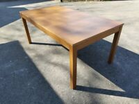 IKEA Bjursta Ext Table 175-260cm FREE DELIVERY 4055