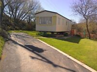 New Quay Ceredigion Atlas Mirage 30'x10' 2009£15950 Site fee paid until March 2018 Sorry no children