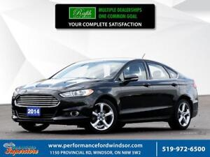 2014 Ford Fusion SE ***NAV, Tech package***