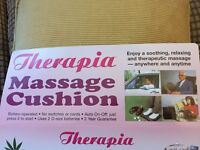 MASSAGE CUSHION FOR PAIN ARTHRITIS ETC UNWANTED GIFT