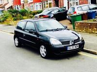Renault Clio 1.5 Diesel,Long MOT, Service History, £20 Years Road tax,Cheap 4 Insurance,Reliable Car