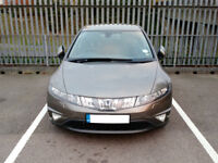 Honda Civic 1.8 i-VTEC EX Hatchback 5dr Petrol, SAT-NAV, Bluetooth, CD-MP3