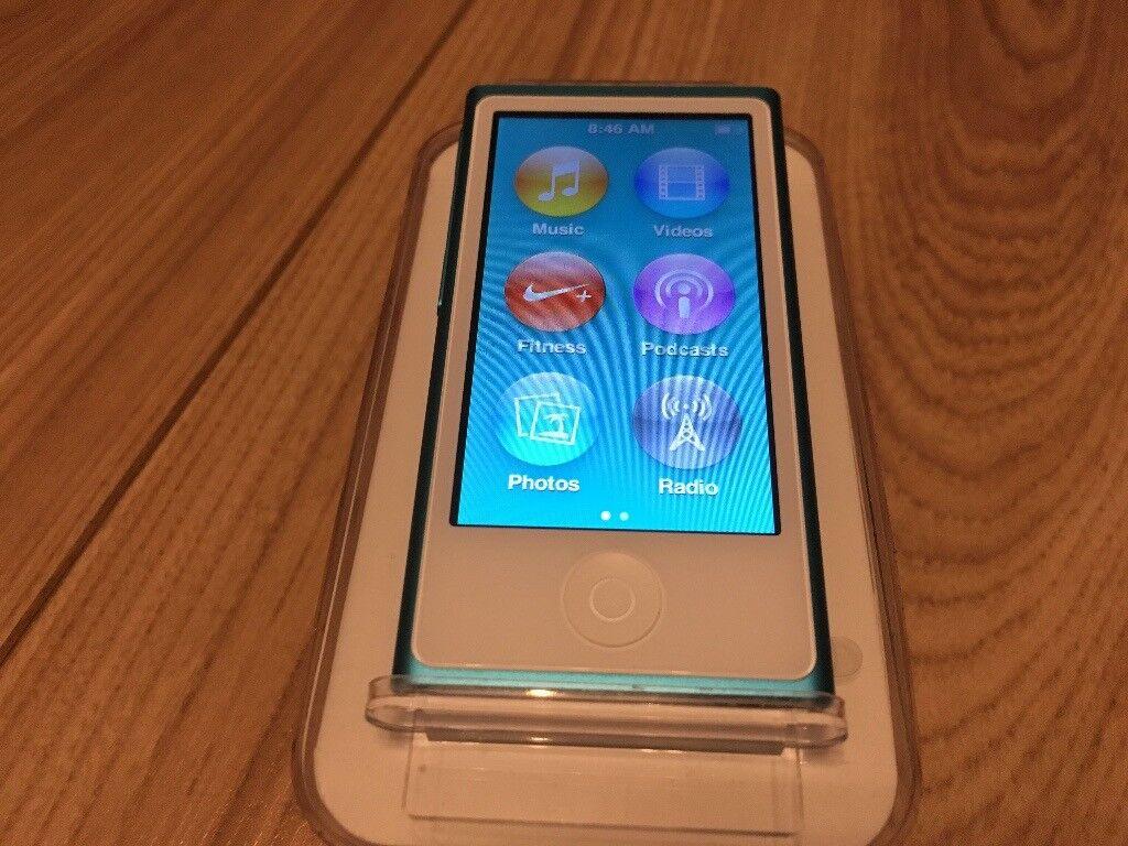 Apple iPod nano 16GB, 7th Generation