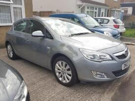 Vauxhall Astra 1.6 Petrol Automatic 2012 Low Mileage Spares or Repairs