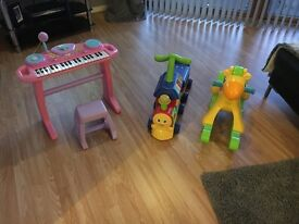Children's Toy Bundle