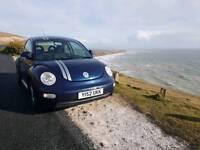 Volkswagen beetle 2001 2litre
